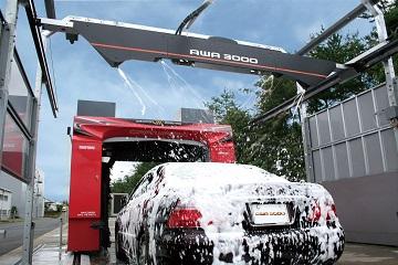 セルフ三馬給油所セルフ洗車機リニューアルOPEN