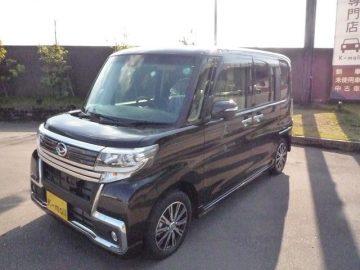 軽自動車の専門店K-mall/タント カスタム/未使用車/154.8万円(税込)